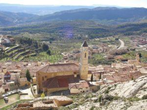 Fotografía de Castellote Plataforma a favor de los paisajes de teruel