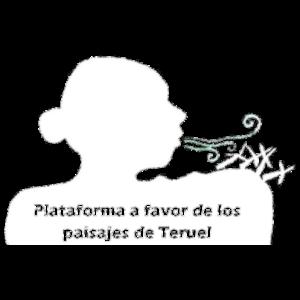 Logo Plataforma a Favor de los paisajes de Teruel