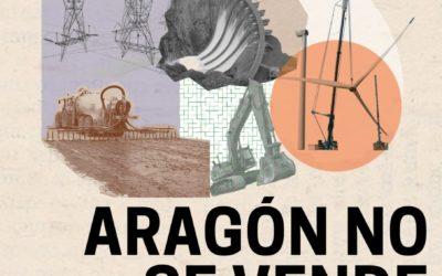 23 abril: Concentración «Aragón no se vende»