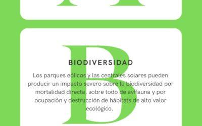Abecedario «Las renovables invaden Teruel»