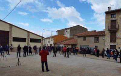 Audio de la charla sobre los macroproyectos eólicos en Cantavieja