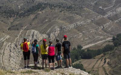 A favor de los paisajes de Teruel y de la convivencia vecinal