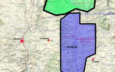 Presentadas las alegaciones a Sierra del Pobo y Loma Solana
