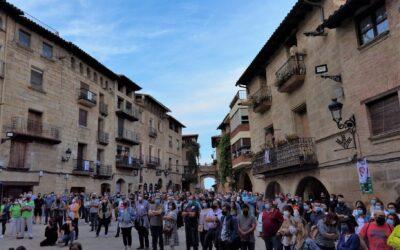 La Plataforma a favor de los paisajes de Teruel presenta alegaciones al Clúster Matarranya y solicita su desestimación